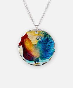 Sassy Rooster Necklace