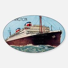 SS Washington Decal