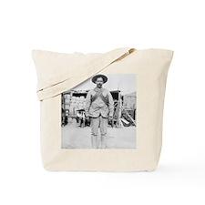 Pancho Villa Tote Bag