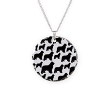 Newfoundland silhouettes Necklace