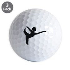 Bikram Yoga Bow Golf Ball