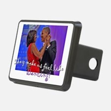 Dancing Obamas 2013 Hitch Cover