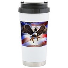 silent war foundation m Travel Mug