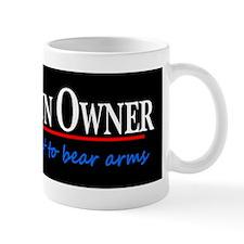 Proud Gun Owner Mug