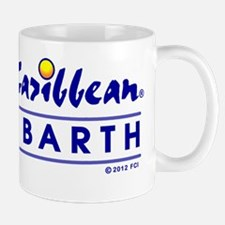St. Barts French Caribbean Mug