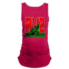 rv2red Maternity Tank Top