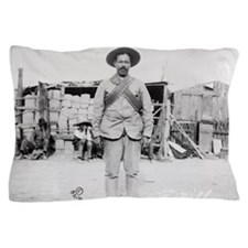 Pancho Villa Pillow Case