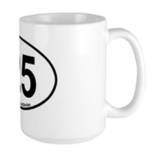 Point-Two-Five Miles Mug
