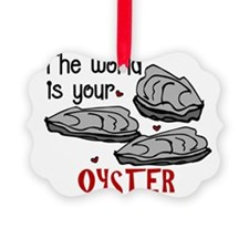 Your Oyster Ornament