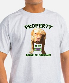 "Dogue ""Property Of"", T-Shirt"