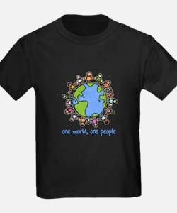 one world,one people T