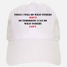 DO WHAT OTHERS CAN'T Baseball Baseball Cap
