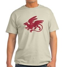 Red Griffin - T-Shirt