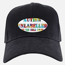 Autism Unlabelled Puzzle. Baseball Hat