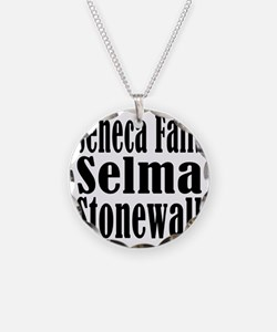 Seneca Falls Selma Stonewall Necklace