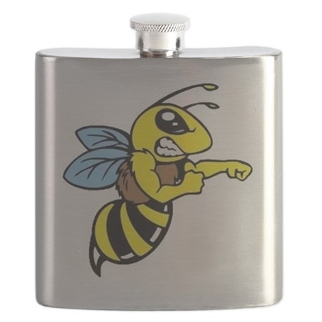 killer bee Flask