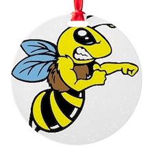 killer bee Ornament