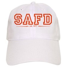 SAFD Athletics Red Baseball Cap