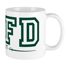 SAFD Athletics Green Mug