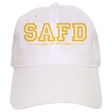 SAFD Athletics Yellow Baseball Cap