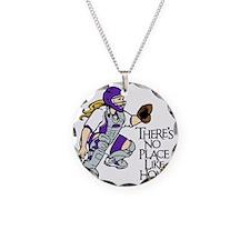Purple No Place Like Home Necklace