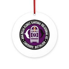 Cariduro Battalion Round Ornament