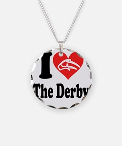 I Heart The Derby Necklace