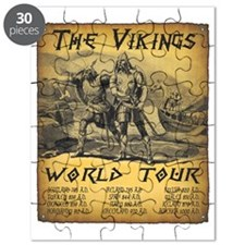 Viking World Tour Puzzle