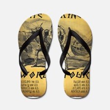 Viking World Tour Flip Flops