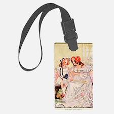 Dorothy and Ozma Luggage Tag