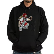 red No Place Like Home Hoody