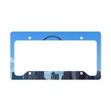 StLouis_5x3_sticker_StLouisSk License Plate Holder