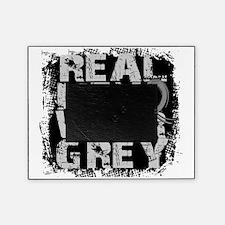 D Brain Tumor Real Men Wear Grey Picture Frame