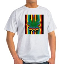 Marijuana Leaf_canvas_pillow T-Shirt