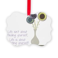 Create Yourself Ornament
