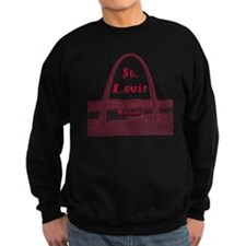 StLouis_10x10_GatewayArch_v2Red Sweater