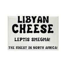 LIBYAN CHEESE - LEPTIS SMEGMA Rectangle Magnet