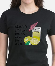 Lemon Drop Martini Tee