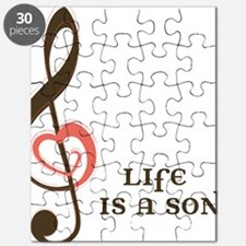 Life Is A Song Puzzle