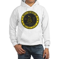 Dont Tread On Me (Yellow/Grey) Hoodie