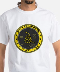Dont Tread On Me (Yellow/Grey) Shirt