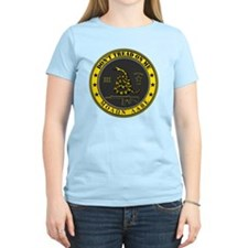 Dont Tread On Me (Yellow/Gre T-Shirt