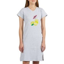 Lemon Drop Martini Women's Nightshirt