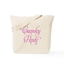 Cranky Pants Tote Bag