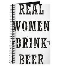 Real Women Drink Beer Journal