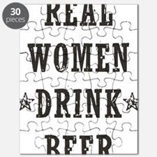 Real Women Drink Beer Puzzle