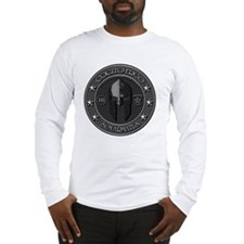 I Think Therefore I Am Armed Long Sleeve T-Shirt