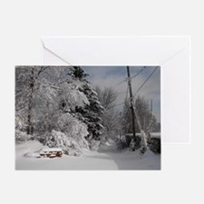 Picture Frame Greeting Card