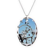 blue birds Necklace