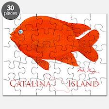 Garibaldi Catalina Island Puzzle